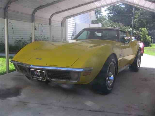 Picture of '71 Chevrolet Corvette Offered by  - K94I