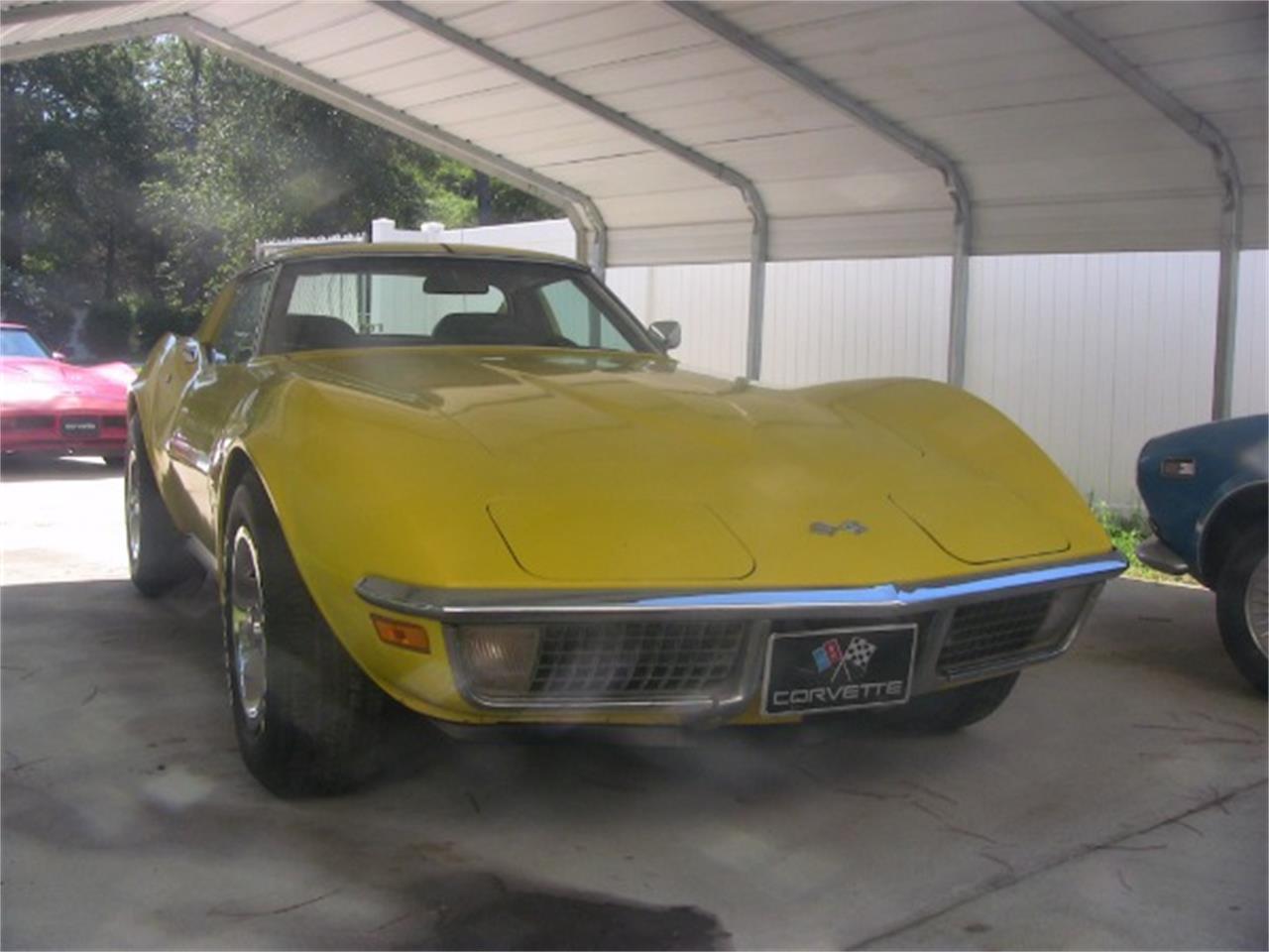 Large Picture of 1971 Corvette - K94I
