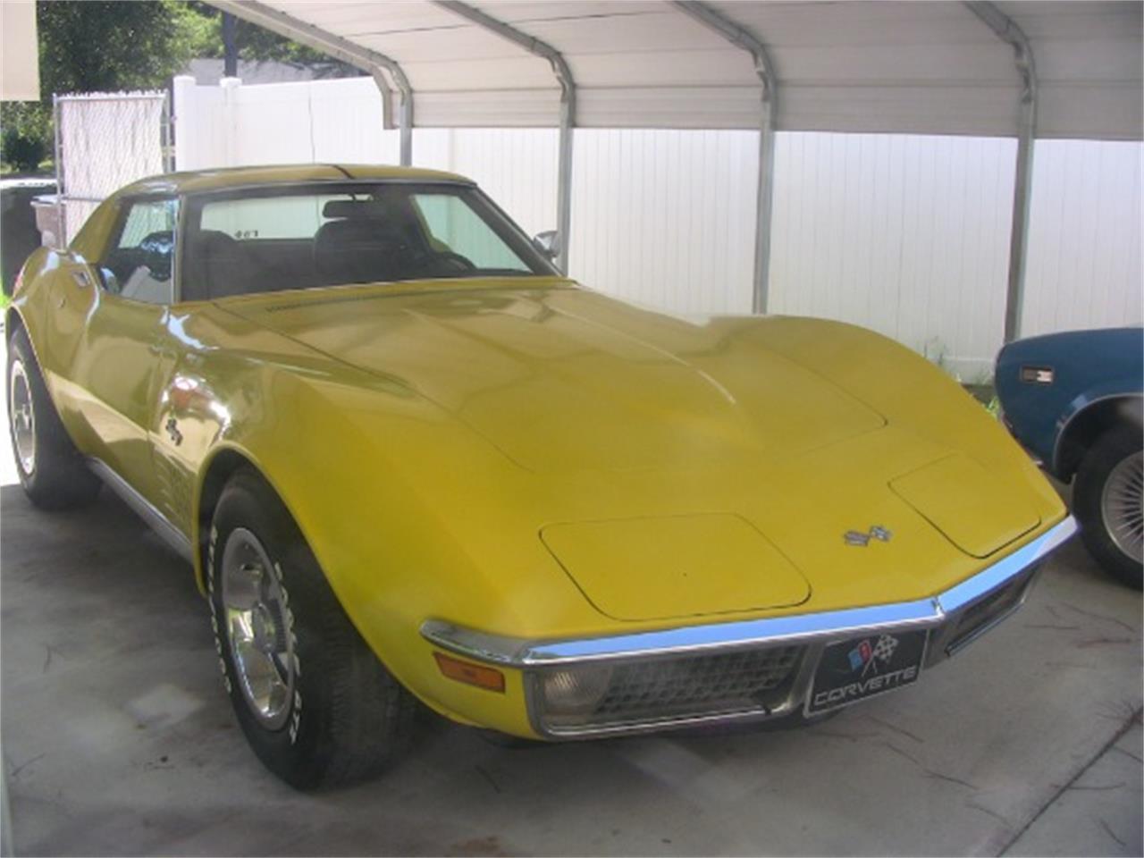 Large Picture of 1971 Corvette - $27,500.00 - K94I