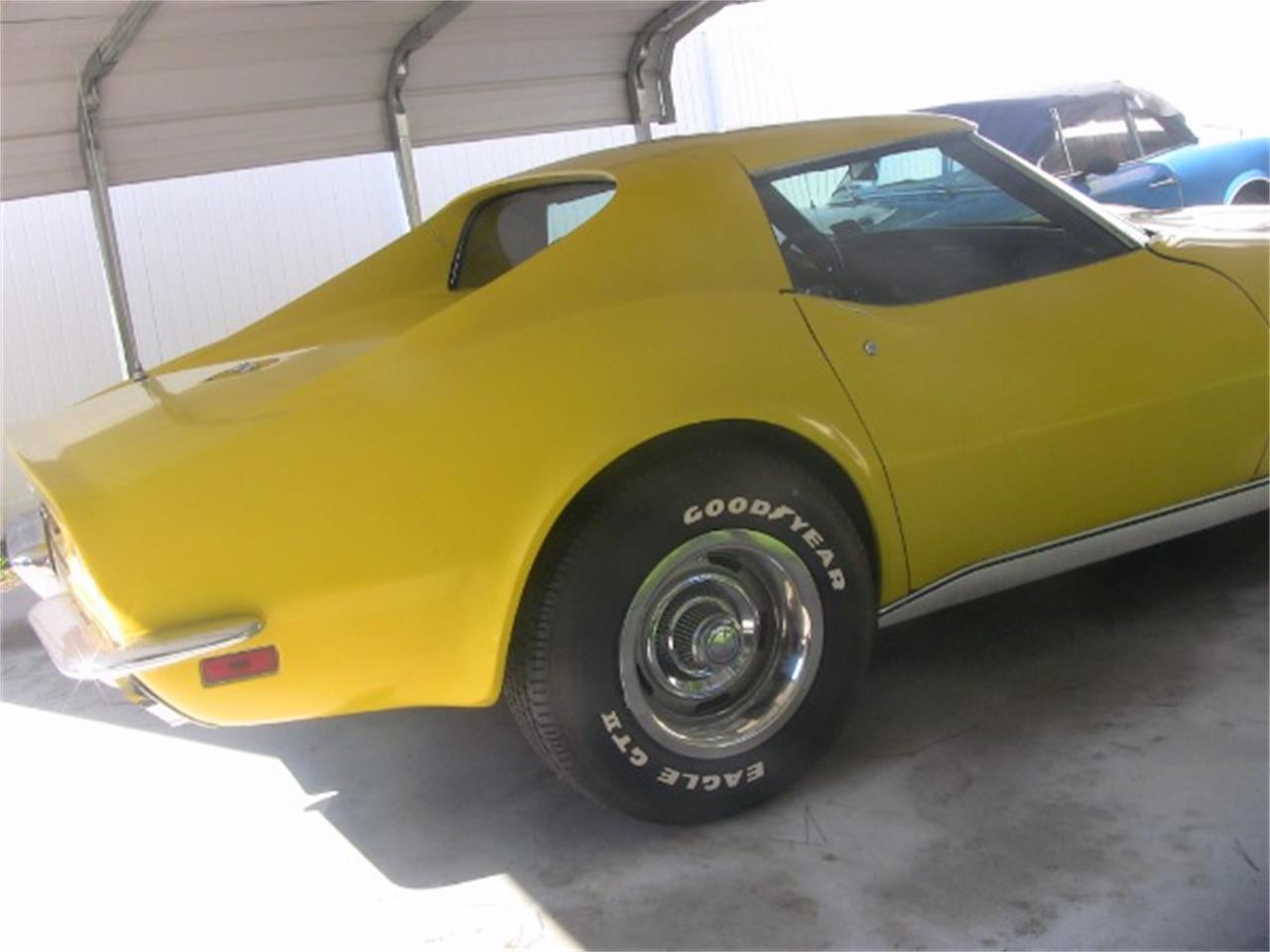 Large Picture of Classic '71 Corvette located in Cornelius North Carolina - K94I