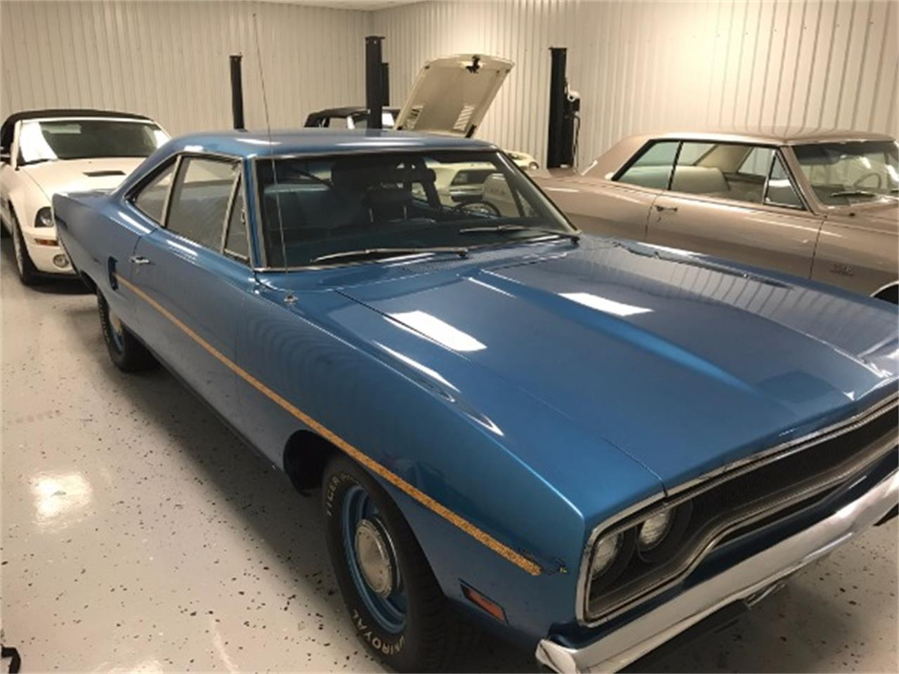 Large Picture of Classic 1970 Plymouth Road Runner located in North Carolina - $37,000.00 - K94J