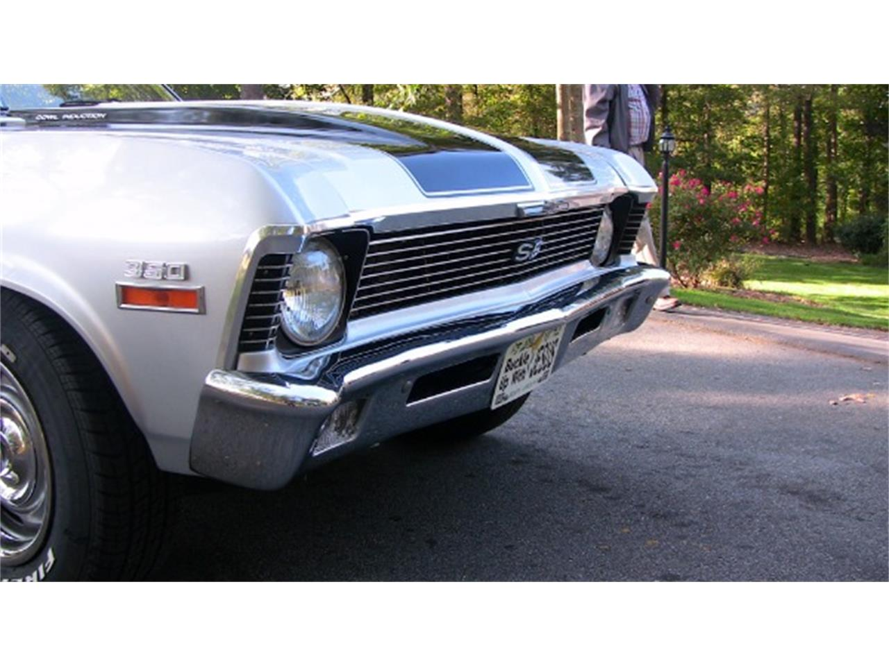 Large Picture of Classic '71 Nova located in Cornelius North Carolina - $39,200.00 - K94K