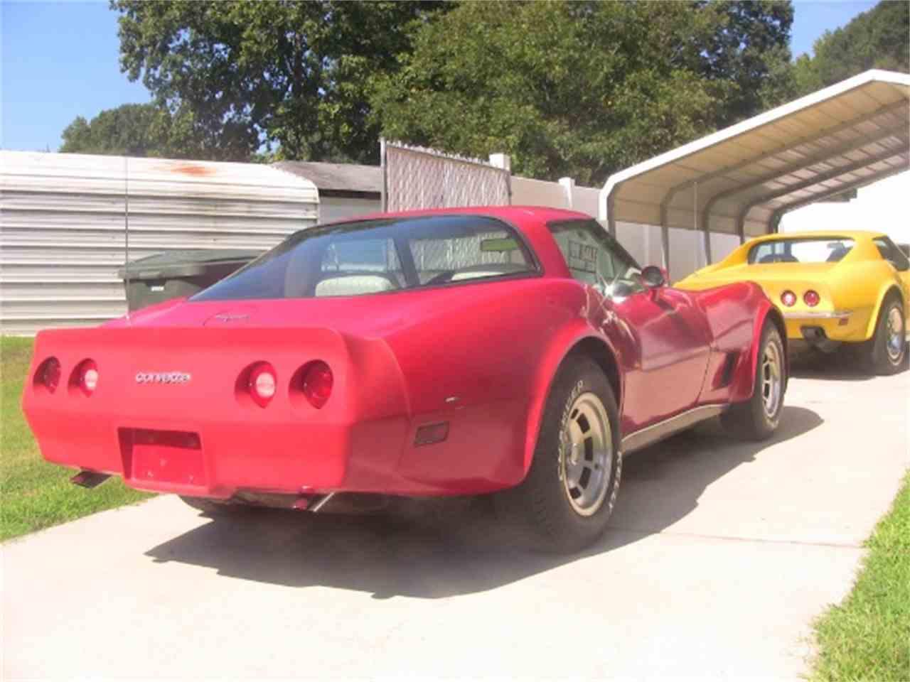 Large Picture of '80 Corvette - K94O
