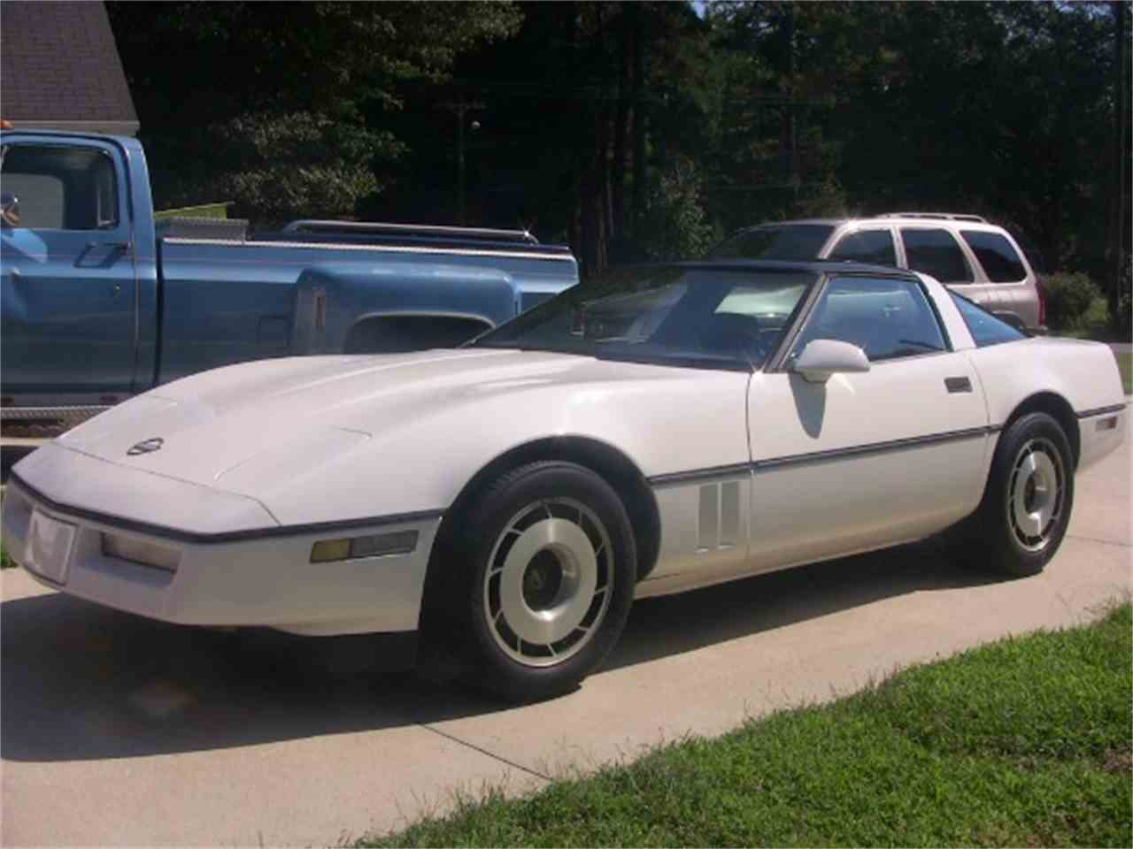 Large Picture of '85 Corvette - K94P