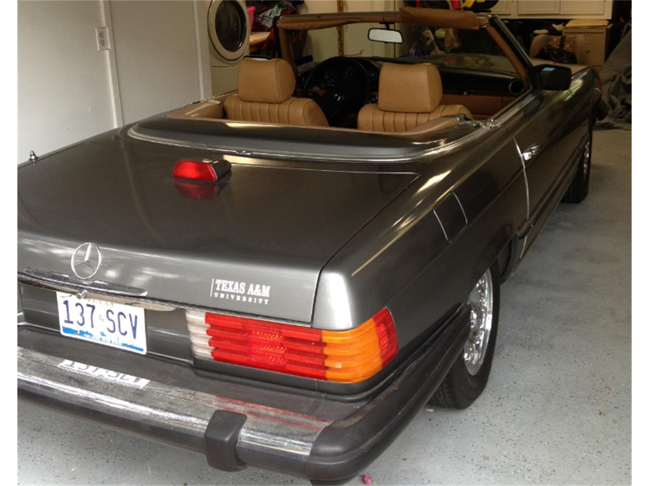 Large Picture of '83 380SL located in Texas Offered by a Private Seller - K954