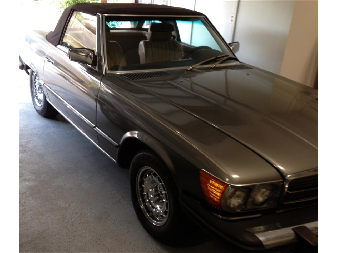 Large Picture of 1983 380SL located in Texas Offered by a Private Seller - K954