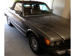 Picture of '83 Mercedes-Benz 380SL - $8,900.00 Offered by a Private Seller - K954
