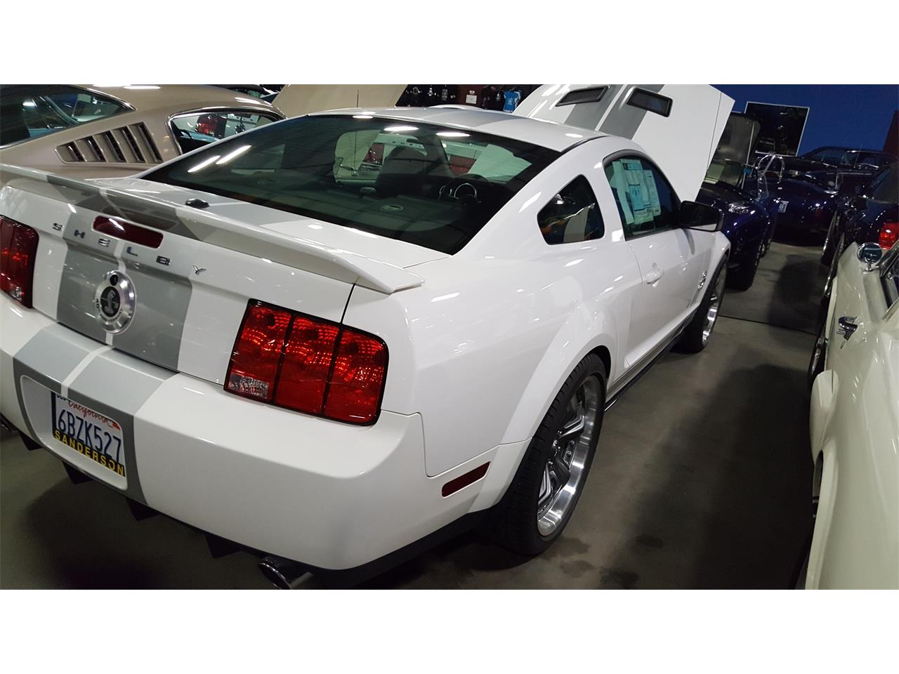 Large Picture of 2007 GT500 located in California - $69,000.00 Offered by Denbeste Motorsports - K95C