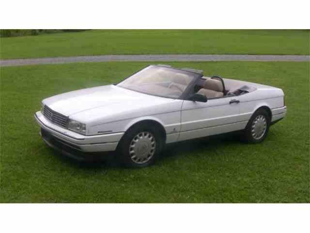 1993 Cadillac Allante for Sale on ClicCars.com