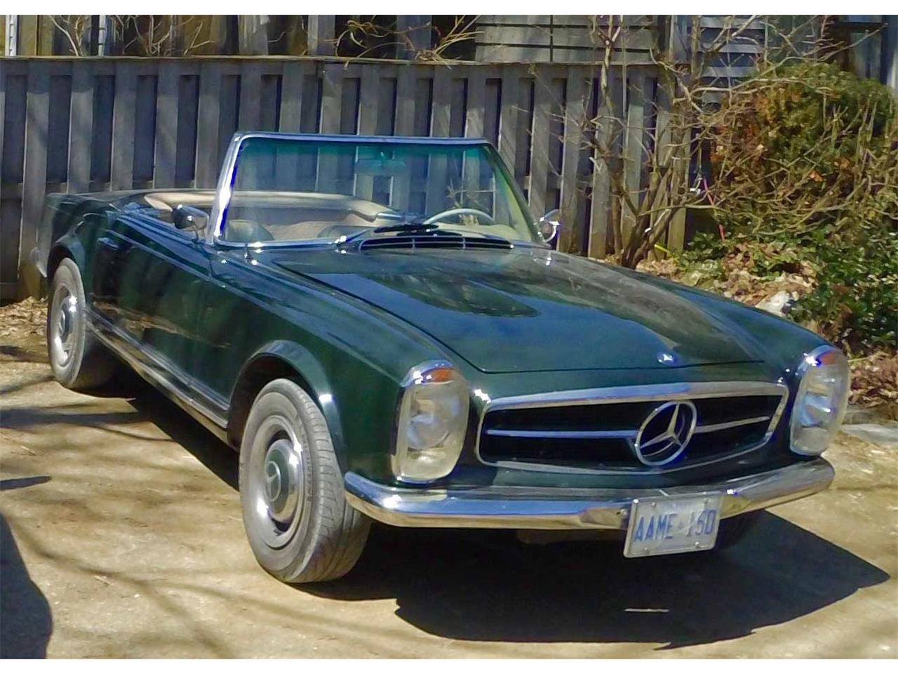 Large Picture of '65 230SL - K97X