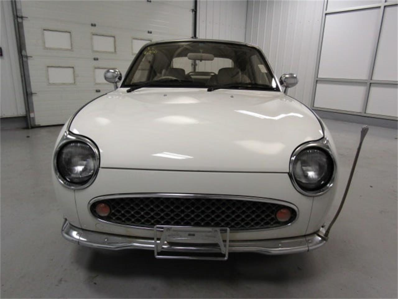 Large Picture of '91 Nissan Figaro located in Virginia Offered by Duncan Imports & Classic Cars - K985