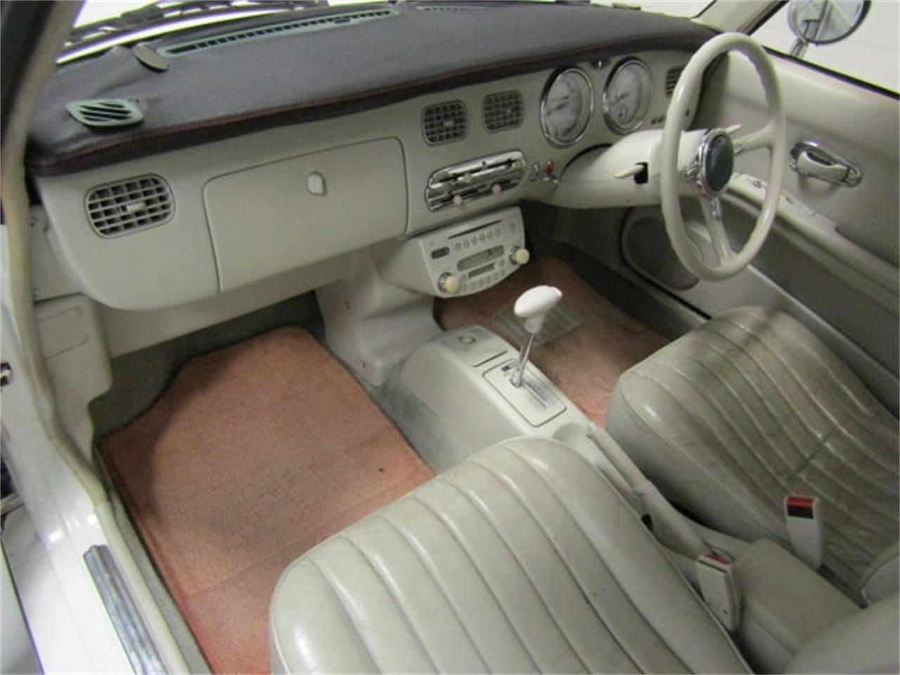 Large Picture of '91 Nissan Figaro located in Christiansburg Virginia Offered by Duncan Imports & Classic Cars - K985
