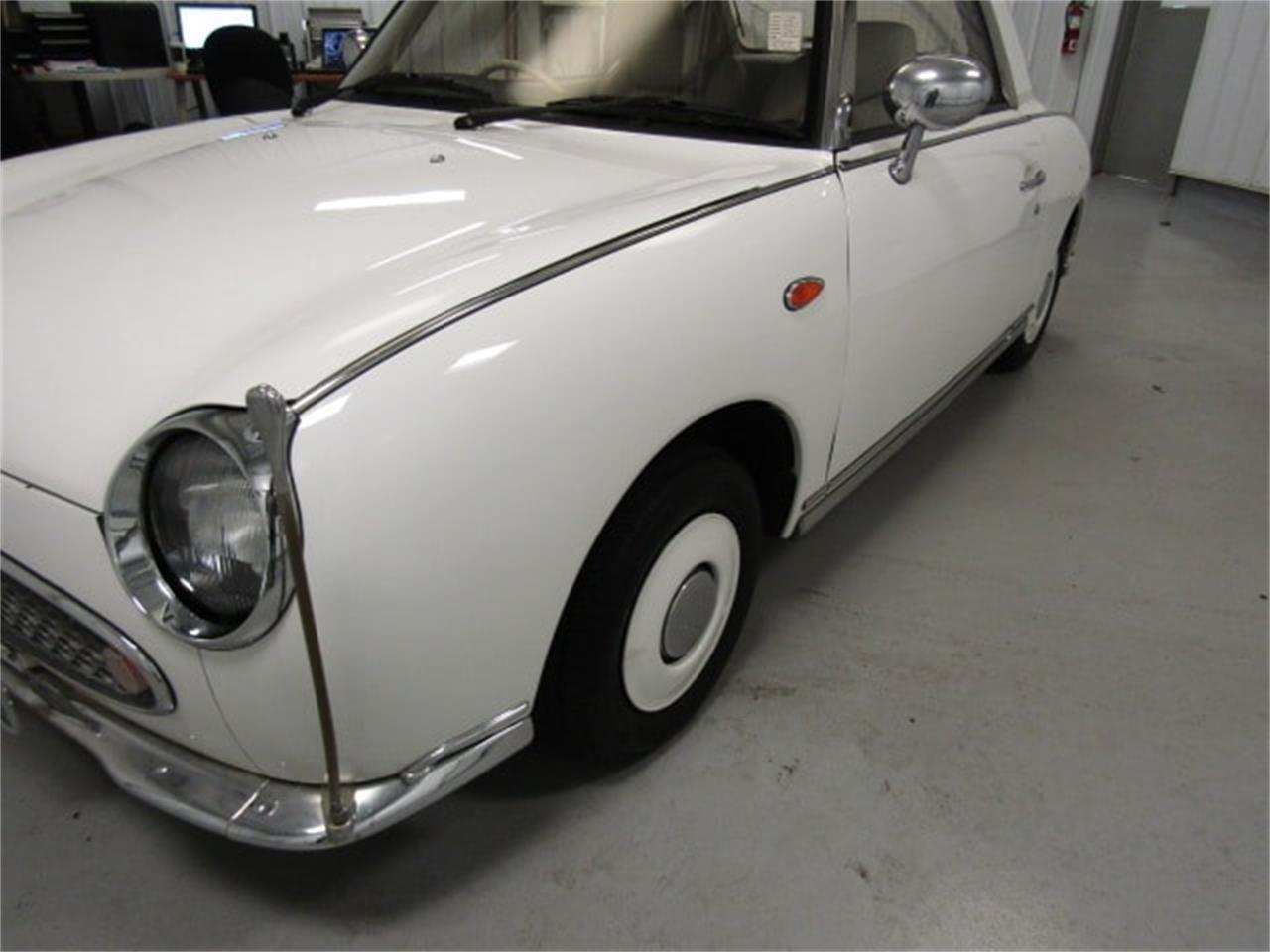 Large Picture of 1991 Nissan Figaro Offered by Duncan Imports & Classic Cars - K985