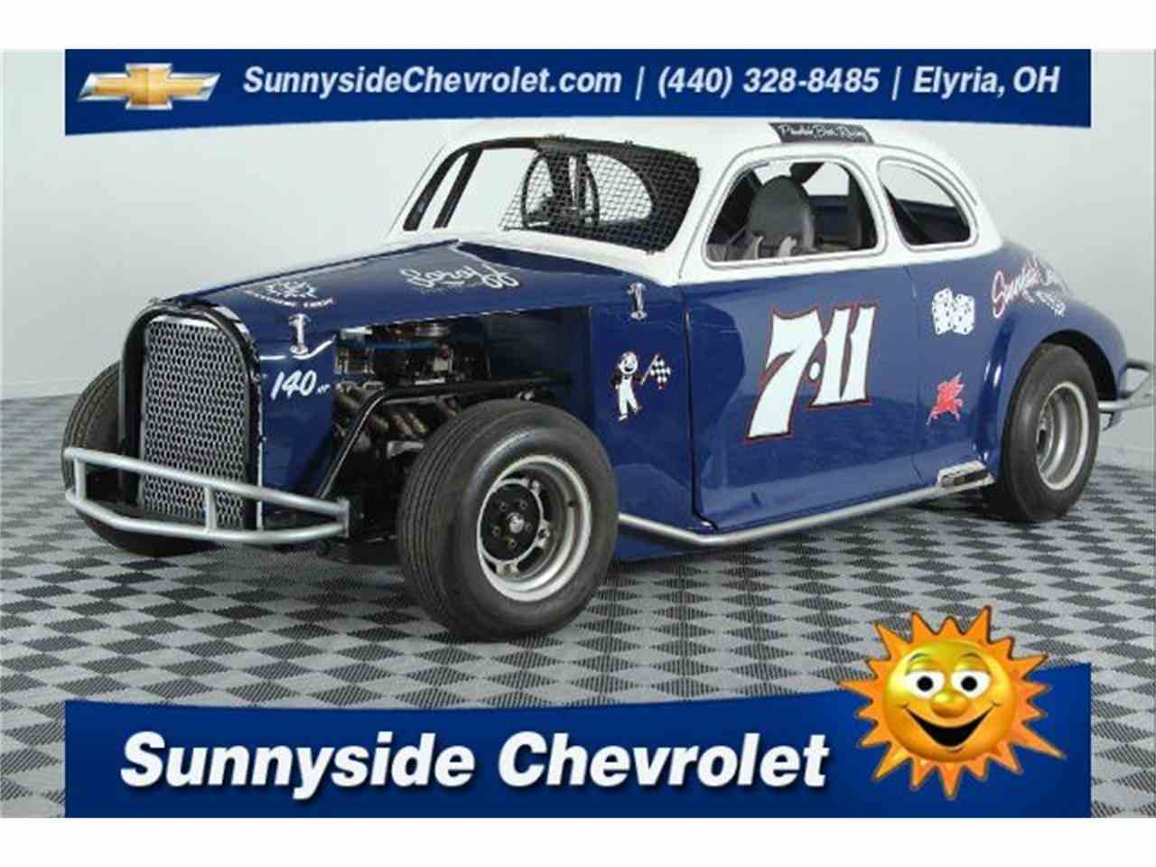 Large Picture of '42 Race Car located in Elyria Ohio - $7,900.00 Offered by Sunnyside Chevrolet - K99A