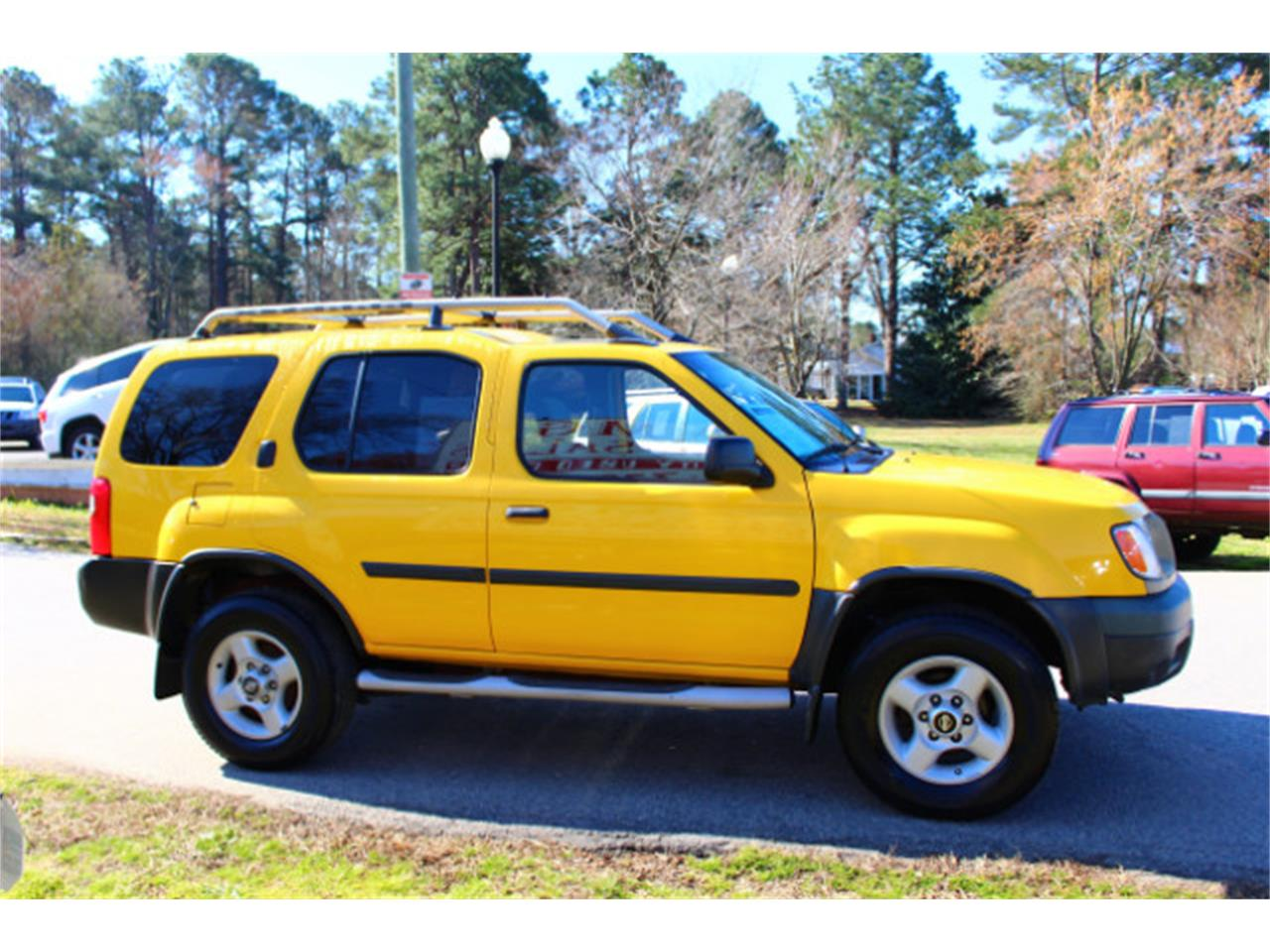 Large Picture of '01 Xterra - K5PO