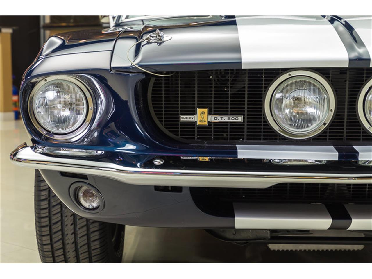 Large picture of 67 mustang fastback shelby gt500 recreation k9f0