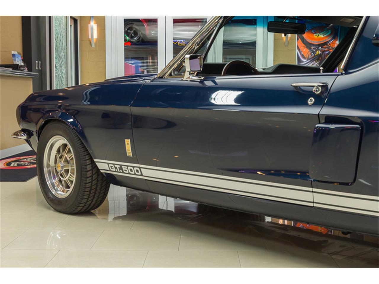 1967 Ford Mustang Fastback Shelby Gt500 Recreation For