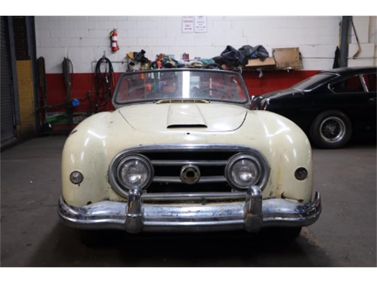 Large Picture of Classic '53 Healey located in New York Offered by Gullwing Motor Cars - K9FC