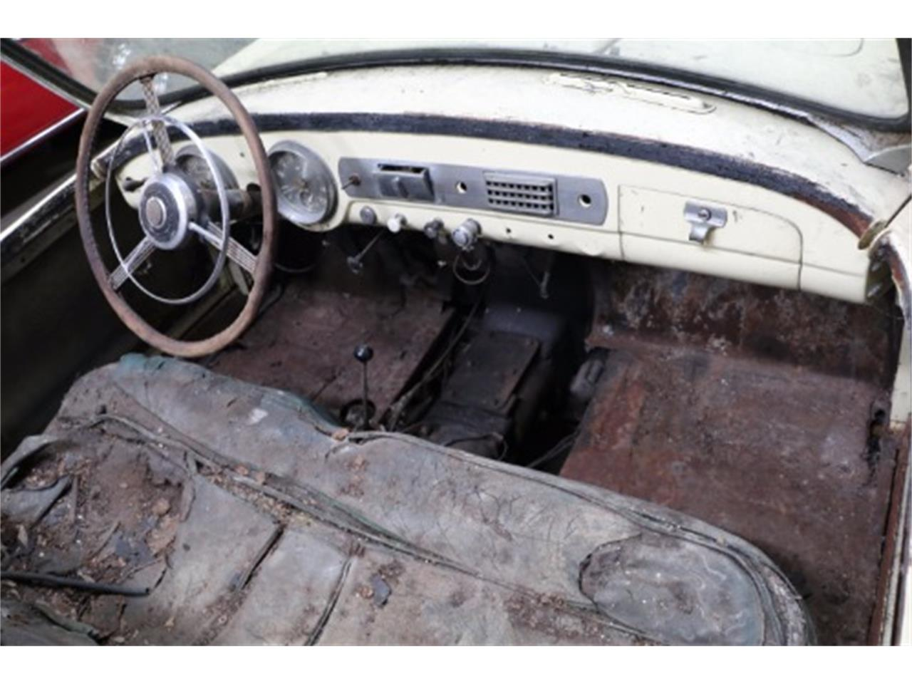 Large Picture of 1953 Nash Healey located in New York - $49,500.00 Offered by Gullwing Motor Cars - K9FC