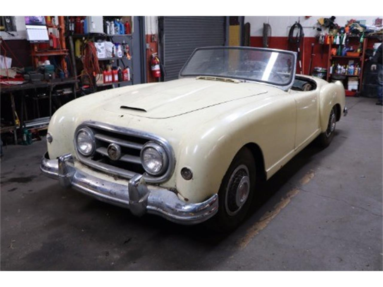 Large Picture of Classic 1953 Nash Healey located in New York - $49,500.00 Offered by Gullwing Motor Cars - K9FC