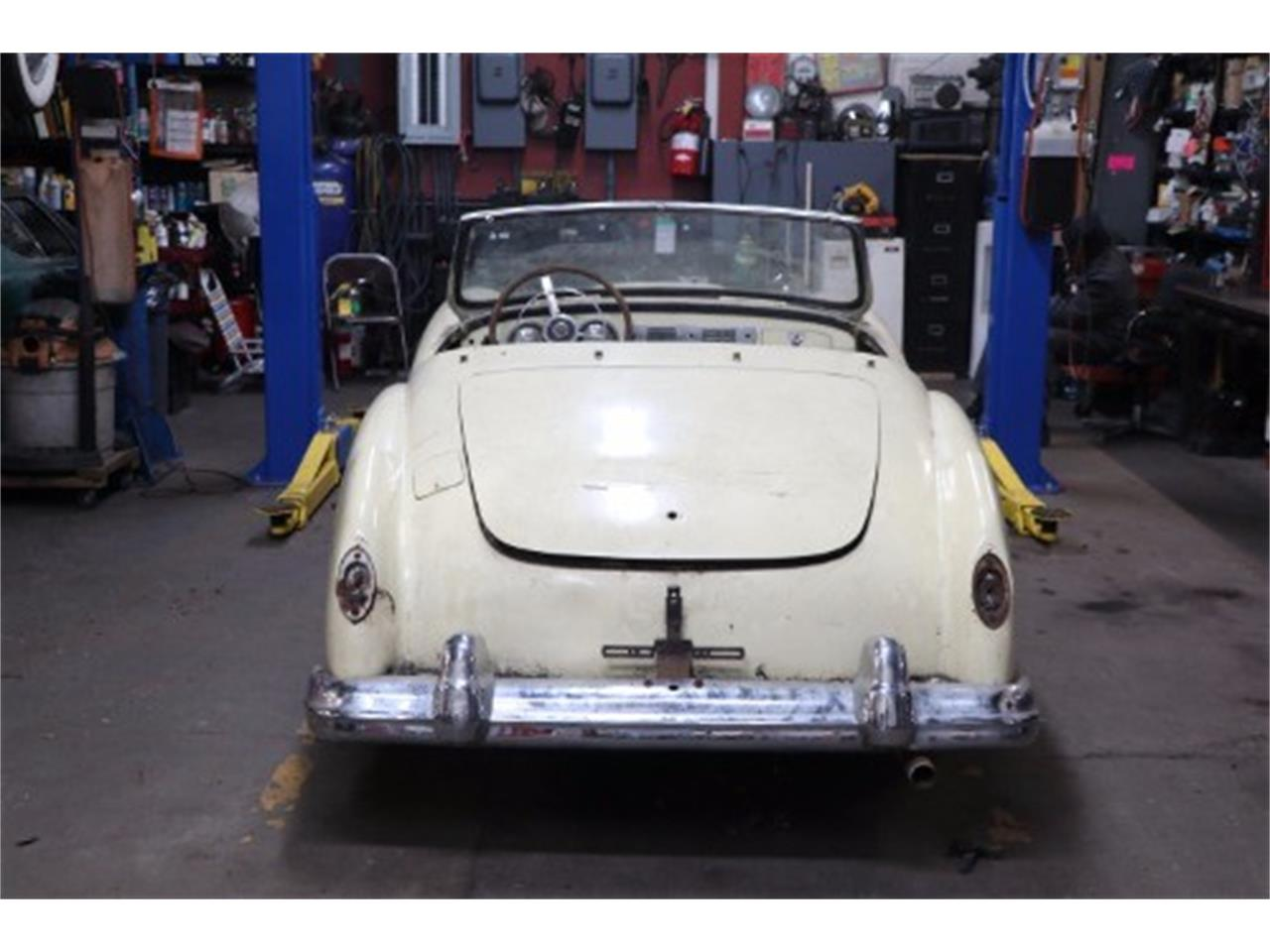 Large Picture of 1953 Healey located in New York Offered by Gullwing Motor Cars - K9FC