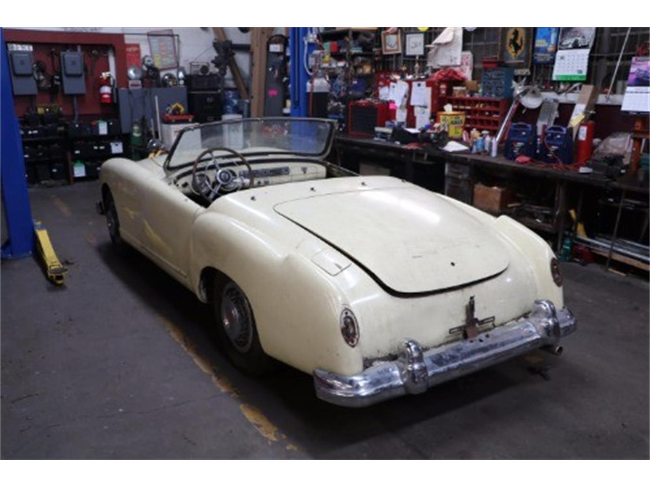 Large Picture of 1953 Nash Healey located in Astoria New York Offered by Gullwing Motor Cars - K9FC