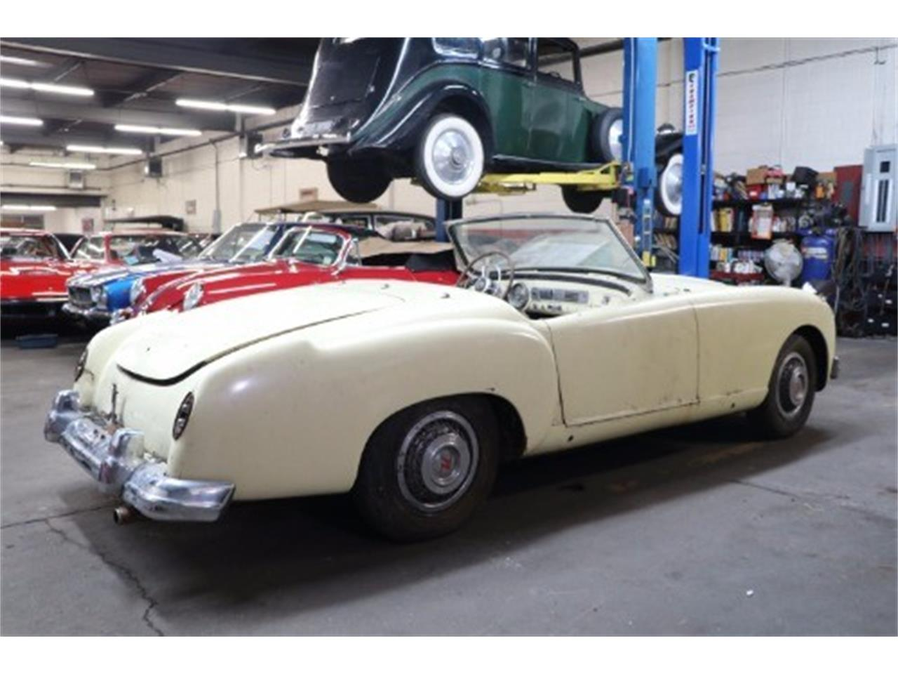 Large Picture of Classic 1953 Nash Healey - K9FC