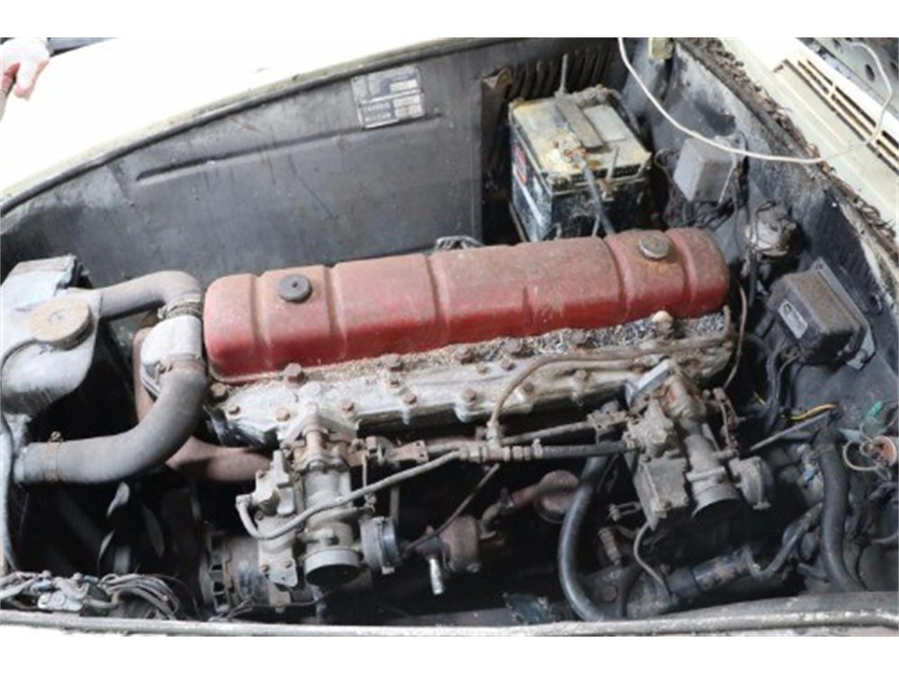 Large Picture of '53 Nash Healey located in New York - $49,500.00 - K9FC