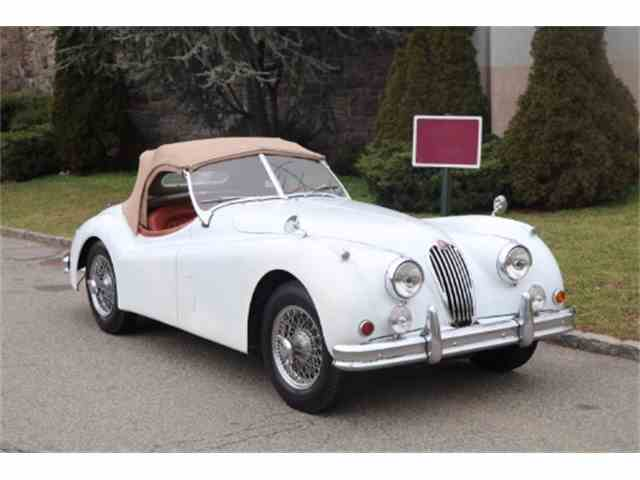 Picture of '56 XK140 - K9FE