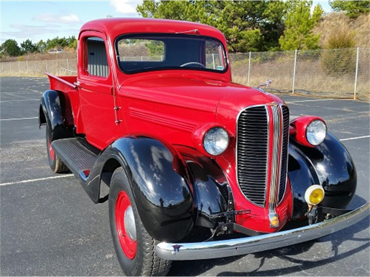 Large Picture of '38 Pickup - K9HM