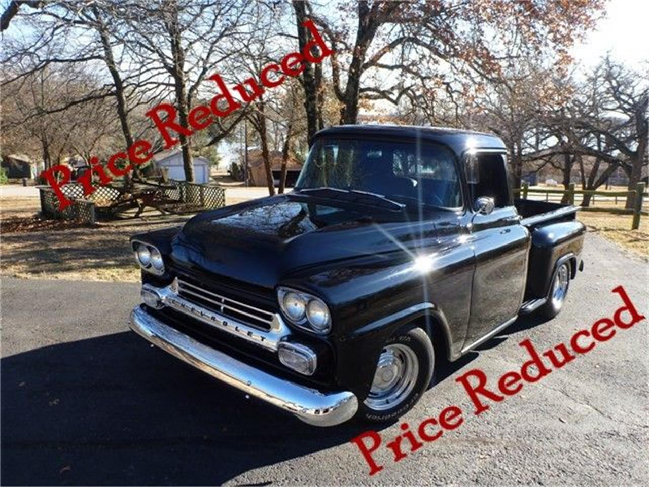 Large Picture of Classic '58 Chevrolet 3100 - $52,500.00 - K9JU