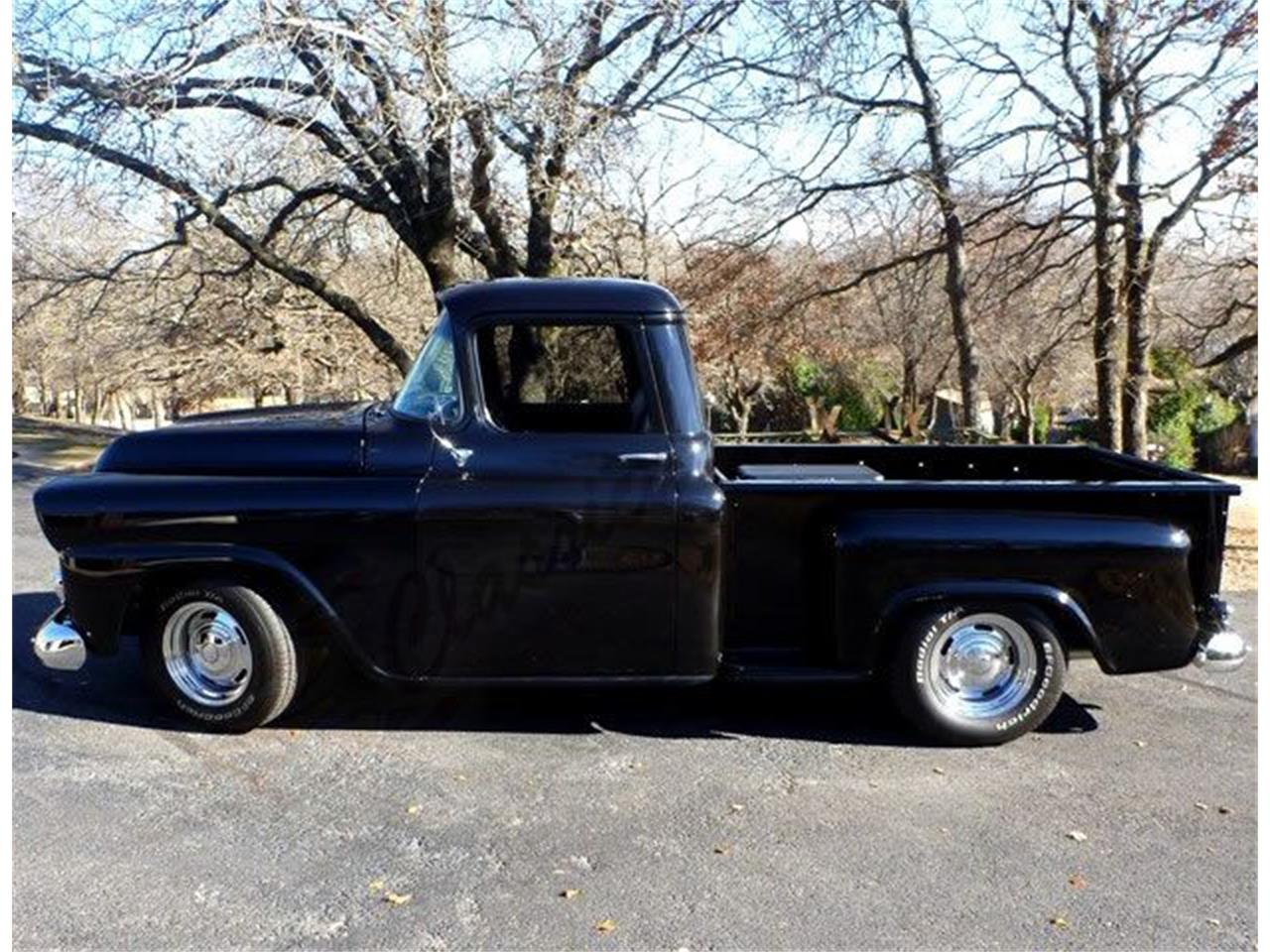 Large Picture of '58 Chevrolet 3100 located in Arlington Texas - $52,500.00 Offered by Classical Gas Enterprises - K9JU