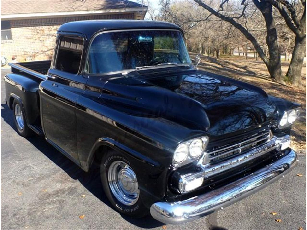 Large Picture of '58 Chevrolet 3100 located in Arlington Texas - $52,500.00 - K9JU