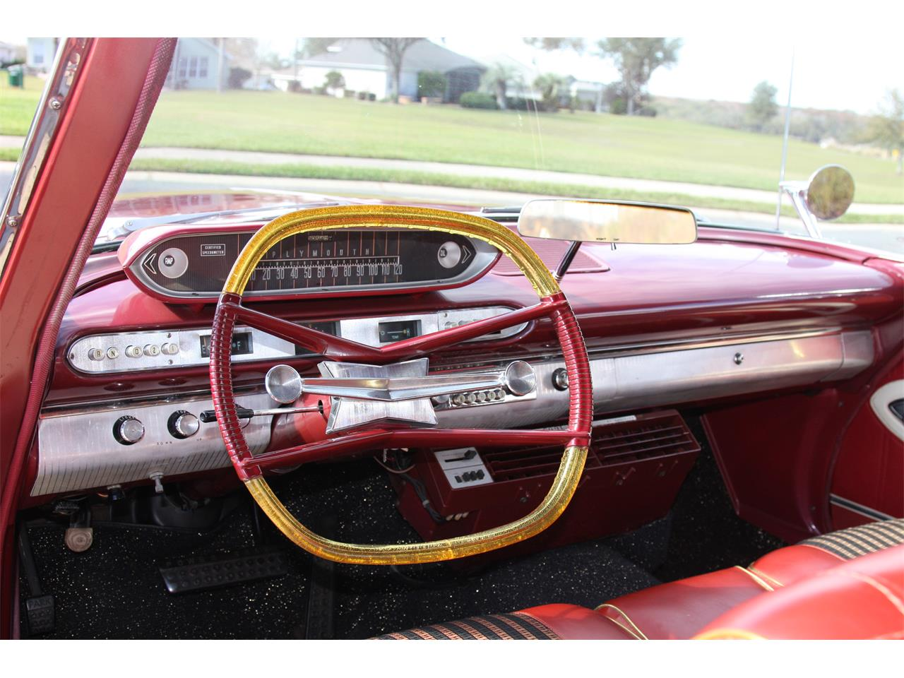 Large Picture of 1960 Plymouth Fury located in Tavares Florida - $66,000.00 - K9KS