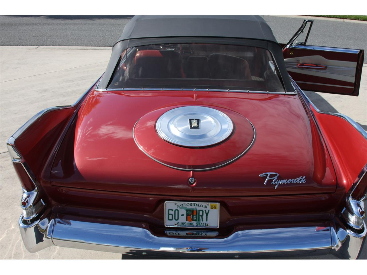 Large Picture of '60 Plymouth Fury located in Florida - $66,000.00 Offered by a Private Seller - K9KS