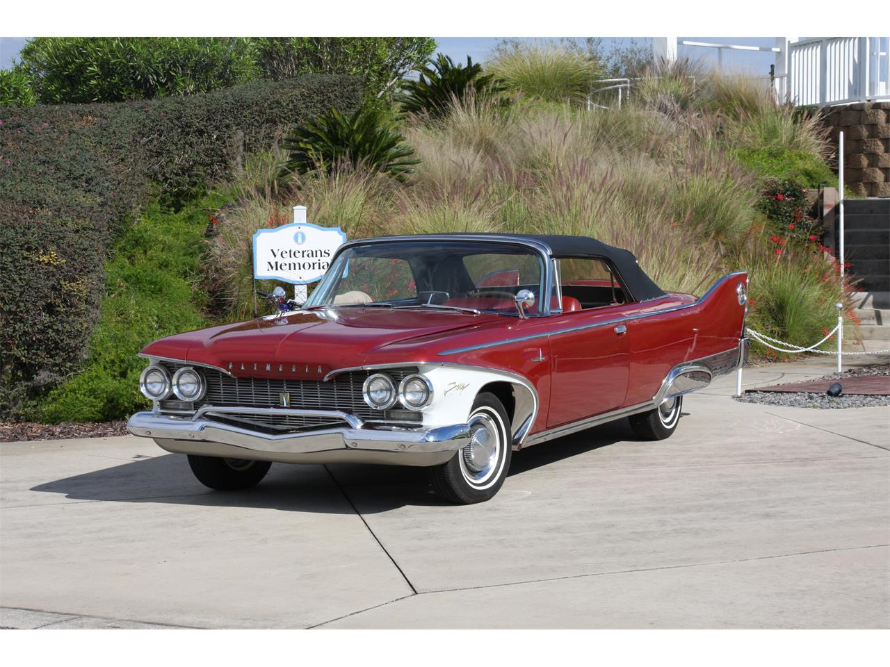 Large Picture of Classic 1960 Plymouth Fury located in Florida - K9KS