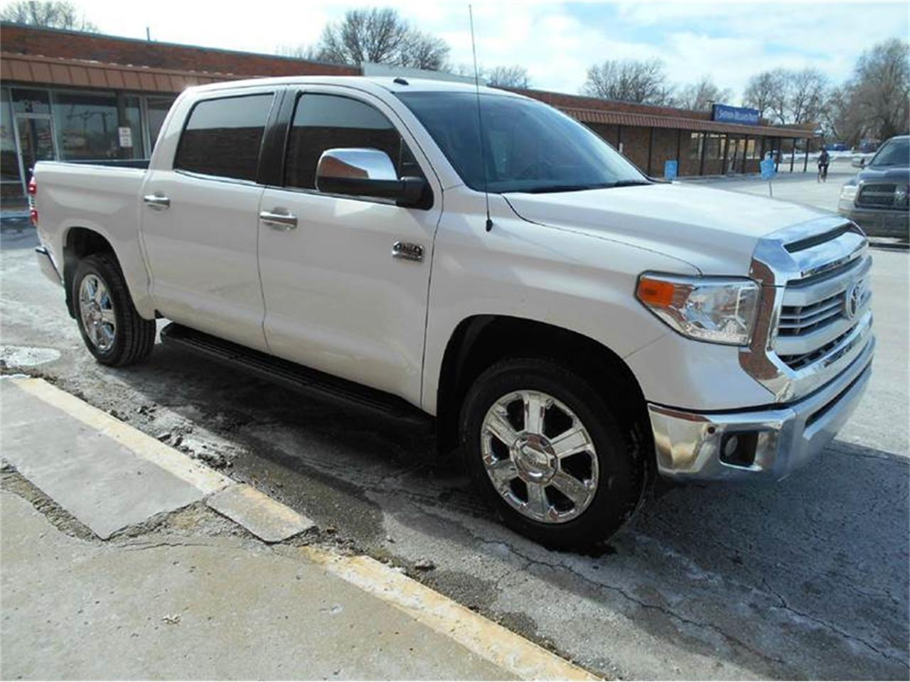 Large Picture of '14 Tundra - K5QI