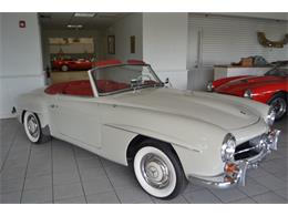 Picture of 1963 190SL located in New York - $225,000.00 Offered by Aventura Motors - K5QQ