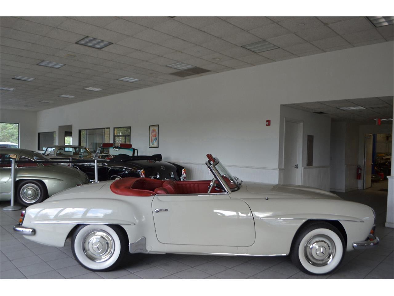 Large Picture of 1963 Mercedes-Benz 190SL located in New York - $225,000.00 - K5QQ