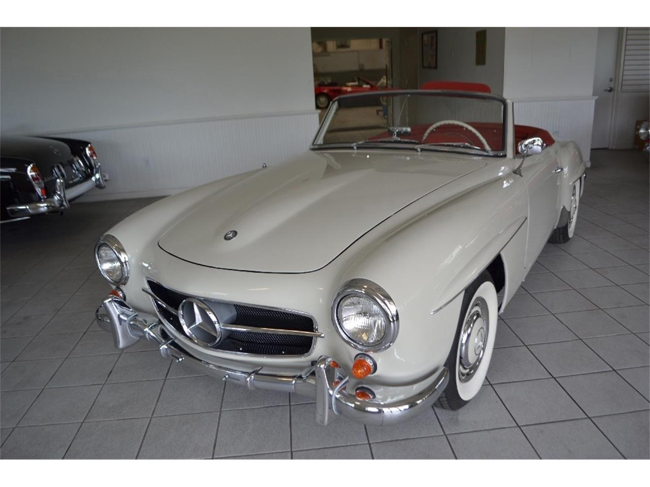 Large Picture of '63 190SL - K5QQ