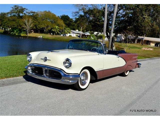 Picture of '56 Oldsmobile 98 - $69,900.00 Offered by  - K9PI