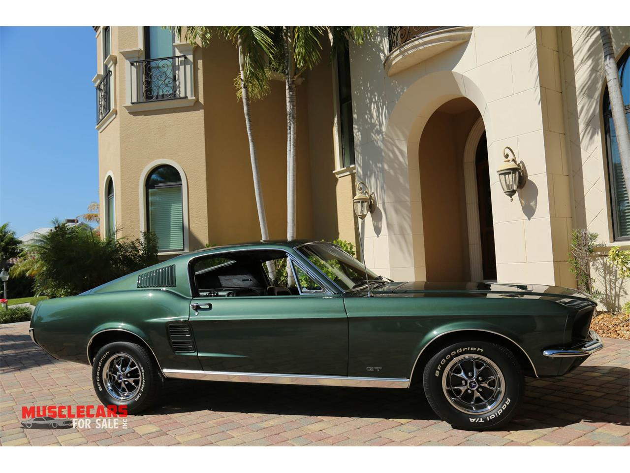 For sale 1967 ford mustang fastback a code gt in fort myers florida