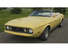 Picture of Classic '73 Ford Mustang located in Minnesota Offered by Ellingson Motorcars - K5R9