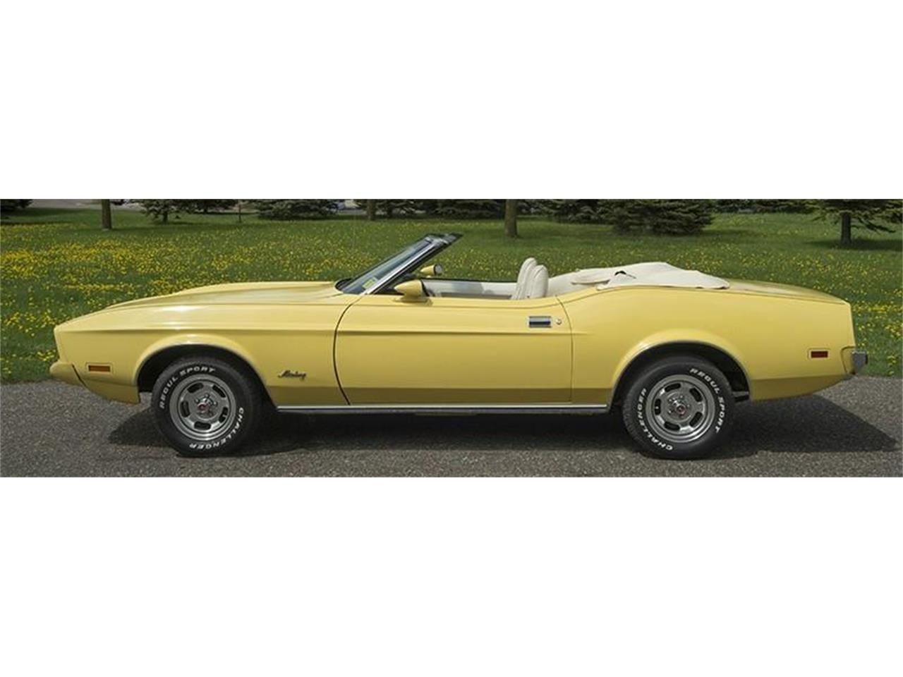 Large Picture of Classic 1973 Mustang located in Minnesota Offered by Ellingson Motorcars - K5R9