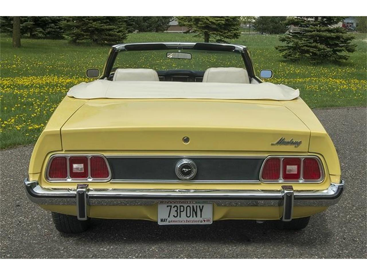Large Picture of 1973 Mustang located in Minnesota Offered by Ellingson Motorcars - K5R9