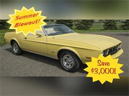 Picture of Classic 1973 Mustang located in Rogers Minnesota - $19,950.00 Offered by Ellingson Motorcars - K5R9