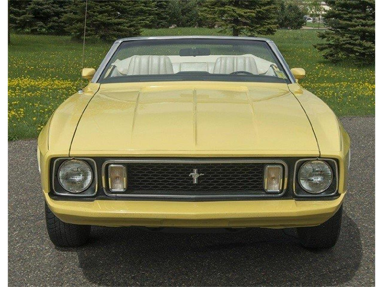 Large Picture of Classic 1973 Mustang located in Minnesota - $19,950.00 - K5R9