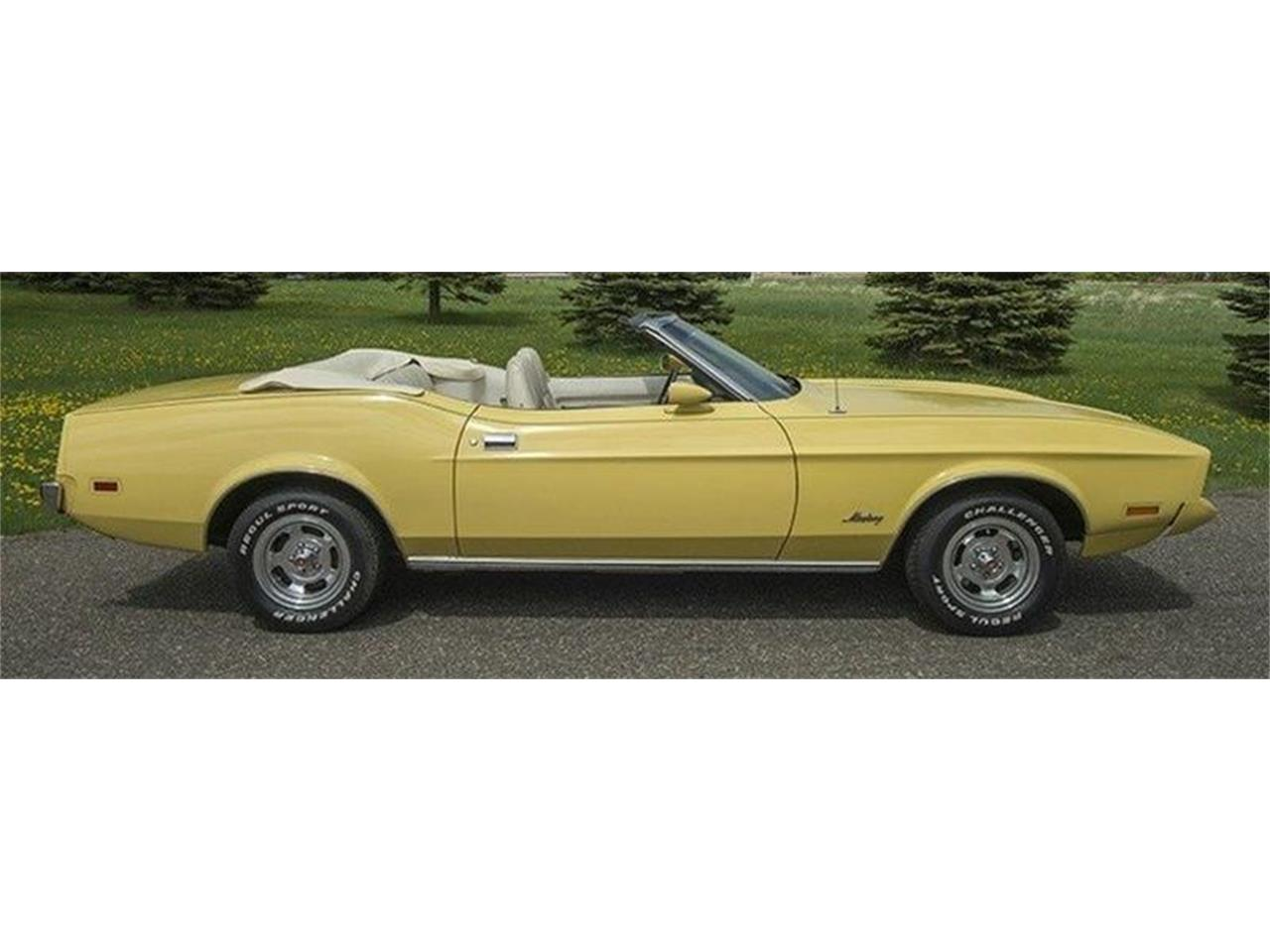Large Picture of Classic 1973 Ford Mustang Offered by Ellingson Motorcars - K5R9