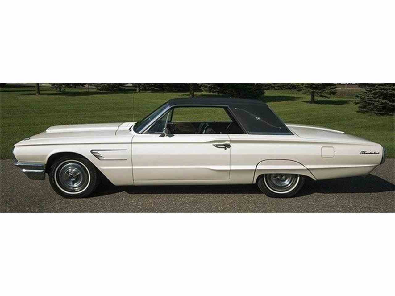 Large Picture of '65 Thunderbird - K5RA