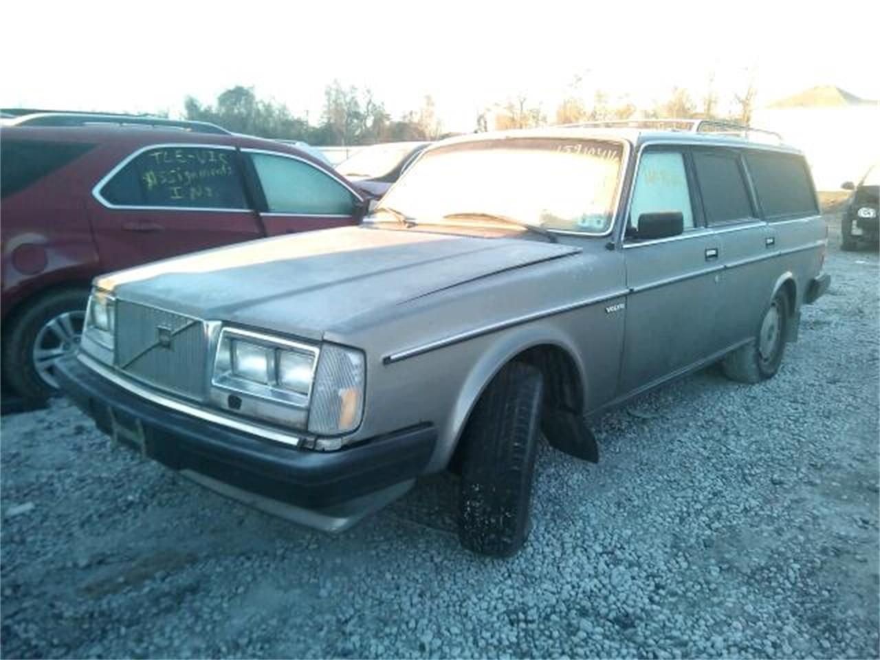 1985 Volvo 240 for Sale | ClassicCars com | CC-945853